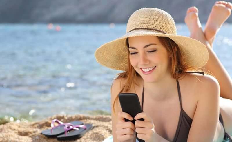 Como usar o celular a vontade em Lima