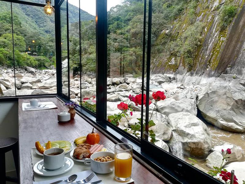 Hotéis fantásticos no Peru