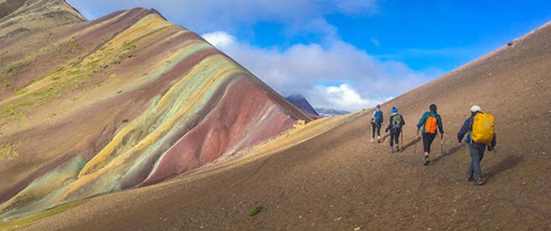 Montanha Colorida em Cusco