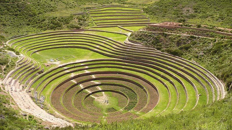 Moray em Cusco