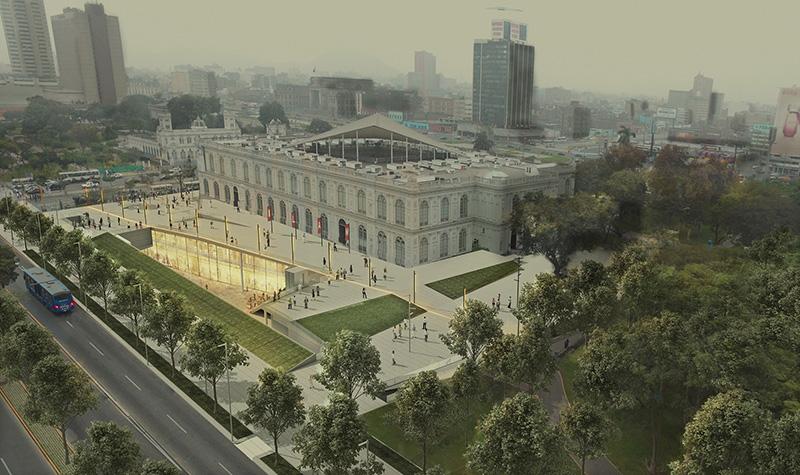Museu MALI em Lima