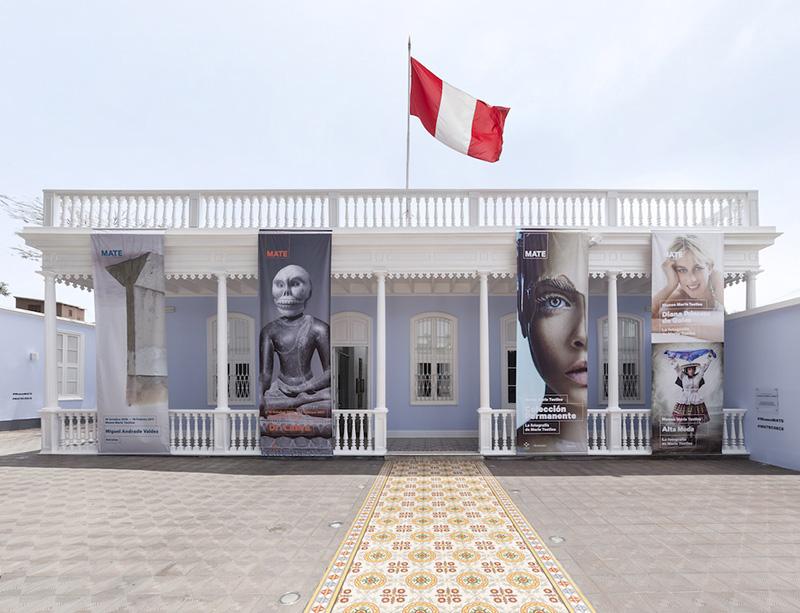 Museu MATE em Peru
