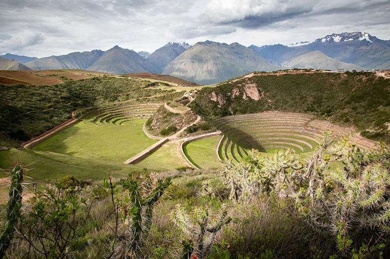 Valle Sagrado no Peru