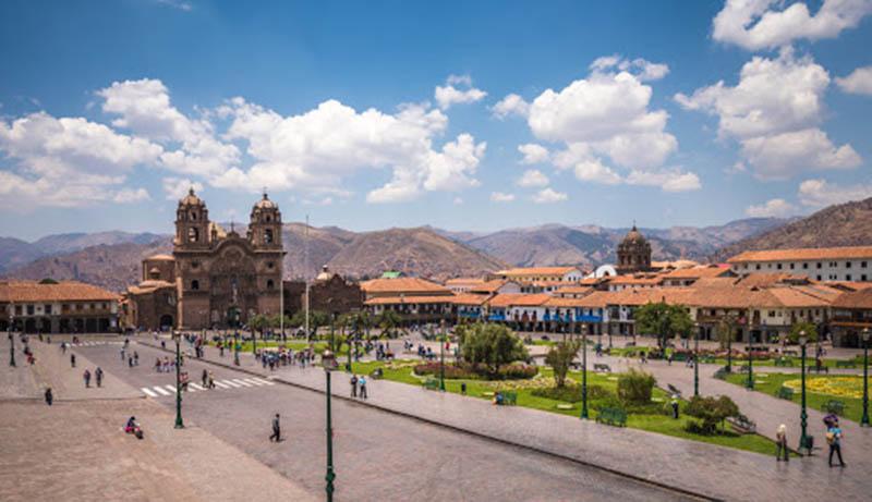 Clima e temperatura em Cusco