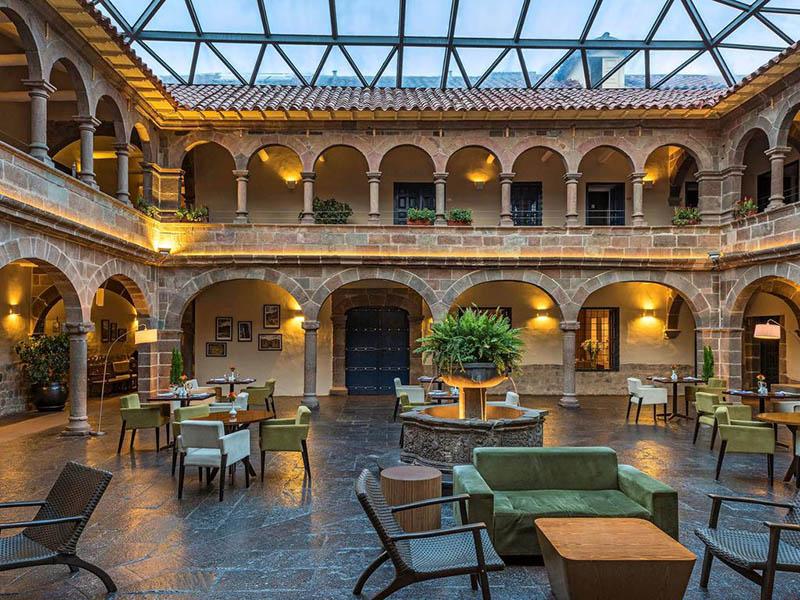 Hotel da rede Novotel em Cusco no Peru