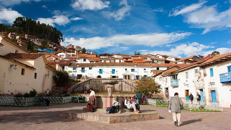 Que língua falam em Cusco