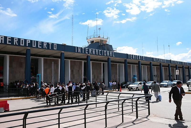 Imigração para entrar no Peru