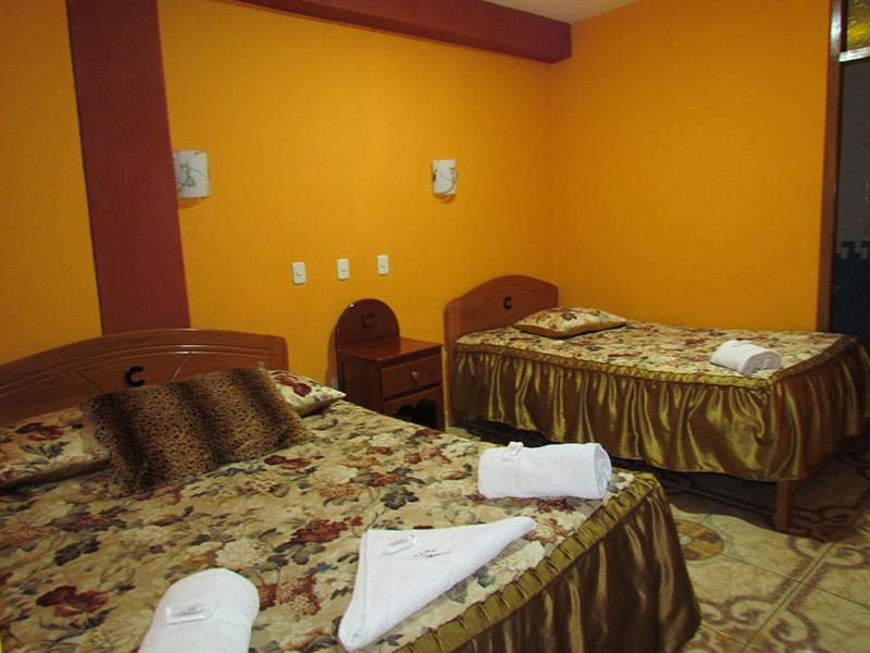 Suítes do Hotel Colquewasi em Cusco
