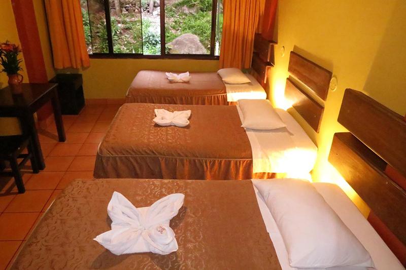 Suíte do Hotel Kaypi em Machu Picchu