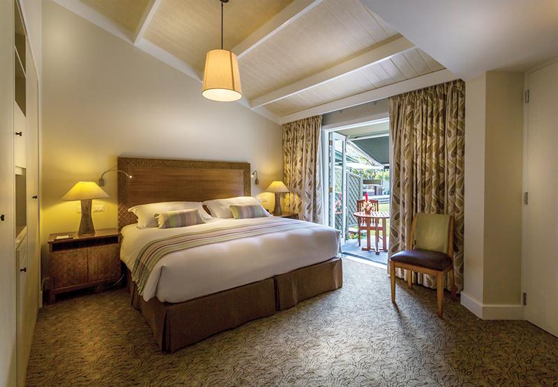 Suíte do Hotel Belmond Sanctuary Lodge em Machu Picchu