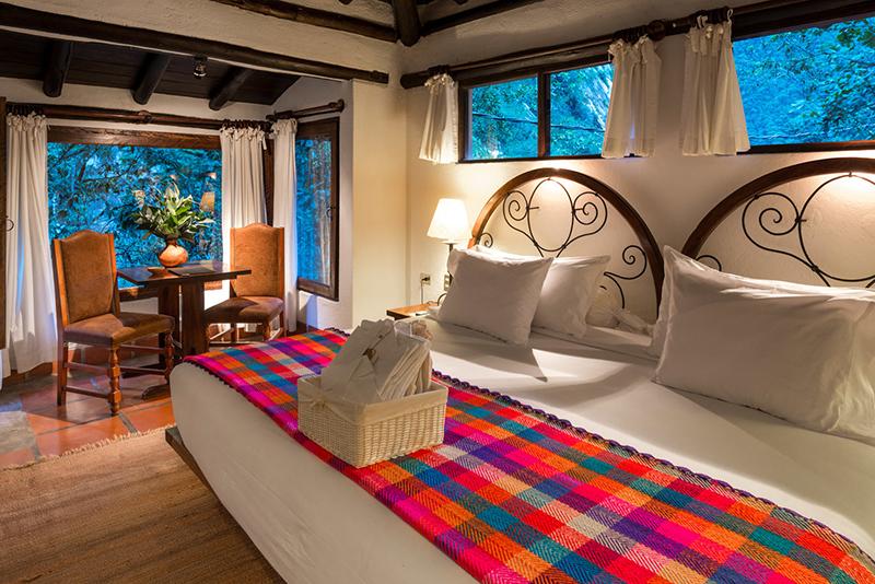 Suíte do Inkaterra Machu Picchu Pueblo Hotel