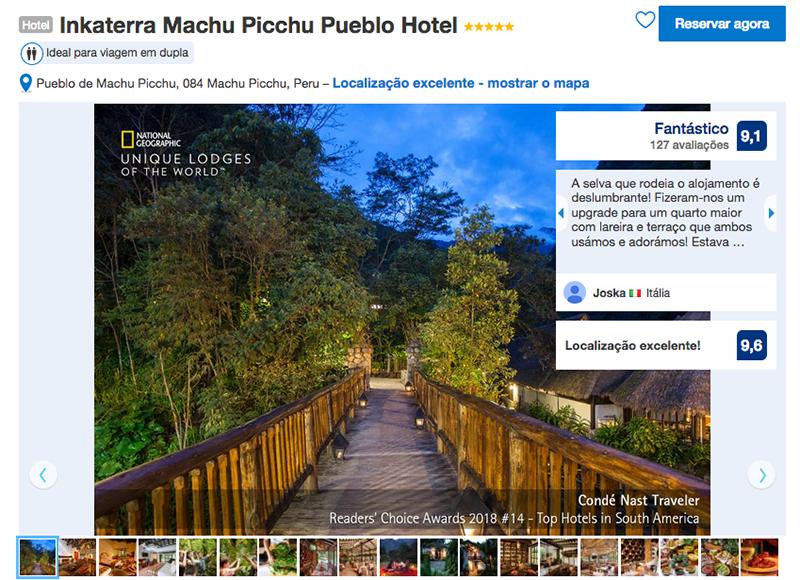 Inkaterra Machu Picchu Pueblo Hotel