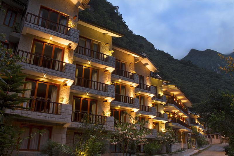 Melhores hotéis em Machu Picchu