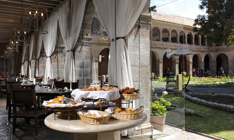 Melhores hotéis de luxo em Cusco